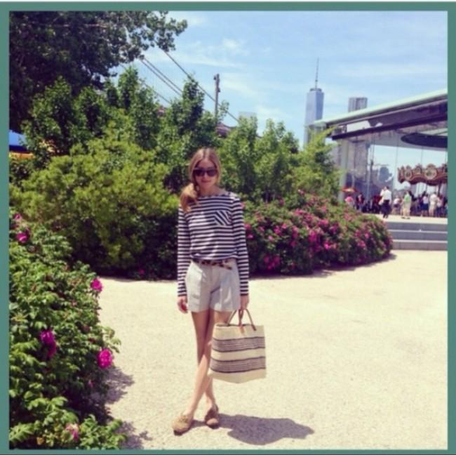 @oliviapalermo #fashion #style #blogger #designer