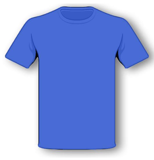 Indie Source Blue Color T Shirt