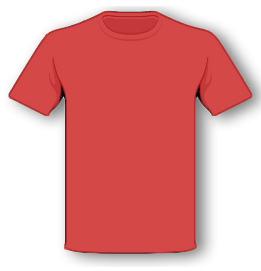 Indie Source Red Color T Shirt
