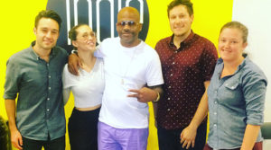 Damon Dash Visits Indie Source