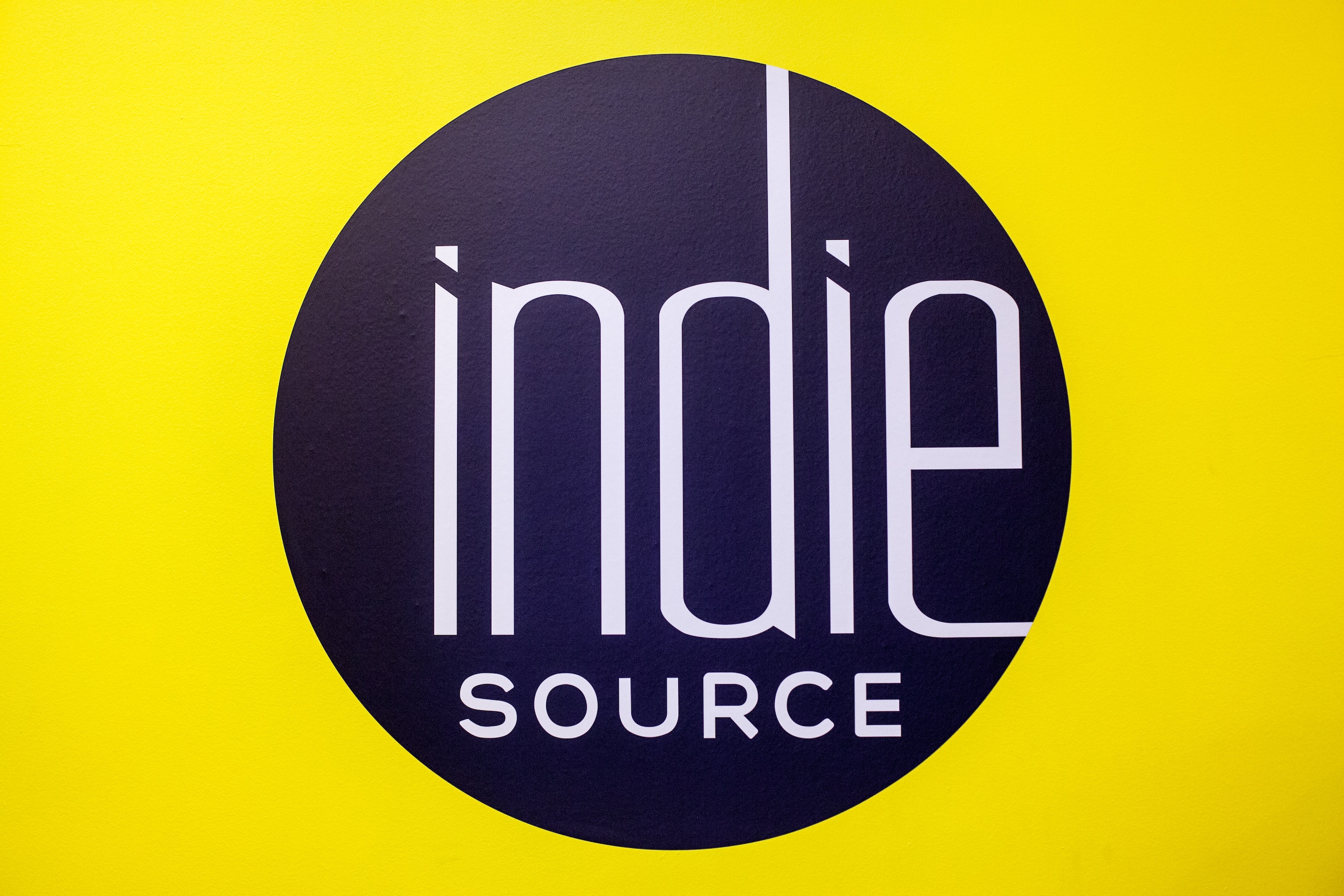 Indie Source Logo