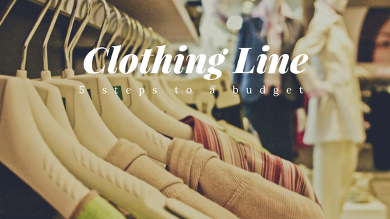 How To Create a Clothing Line Budget in 5 Steps