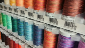 Retail stores are one type of fabric sourcing vendor