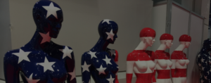 Mannequin Stands for Displaying Clothes